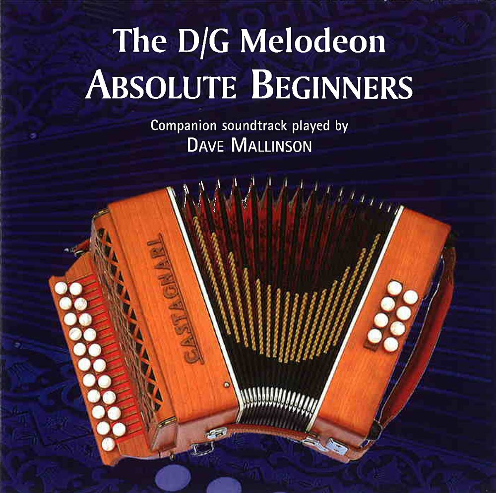 The D/G Melodeon - Absolute Beginners Companion Soundtrack CD