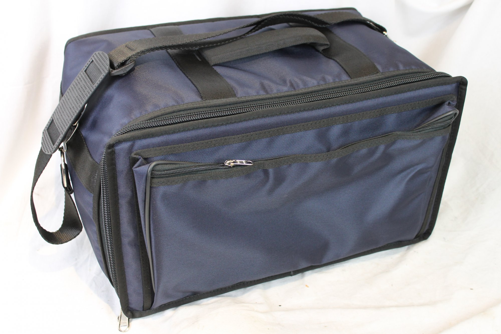 NEW Blue Fuselli Soft Case Gig Bag for Bandoneon Concertina 18 x 10.75 x 10.25