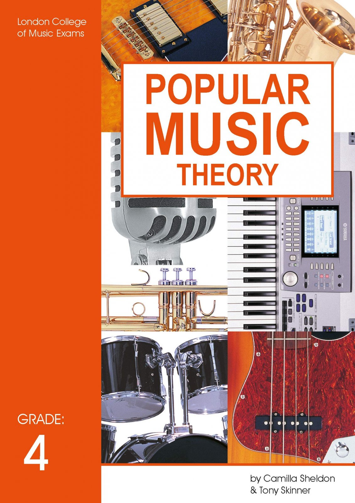 Popular Music Theory Grade: 4 (Book)