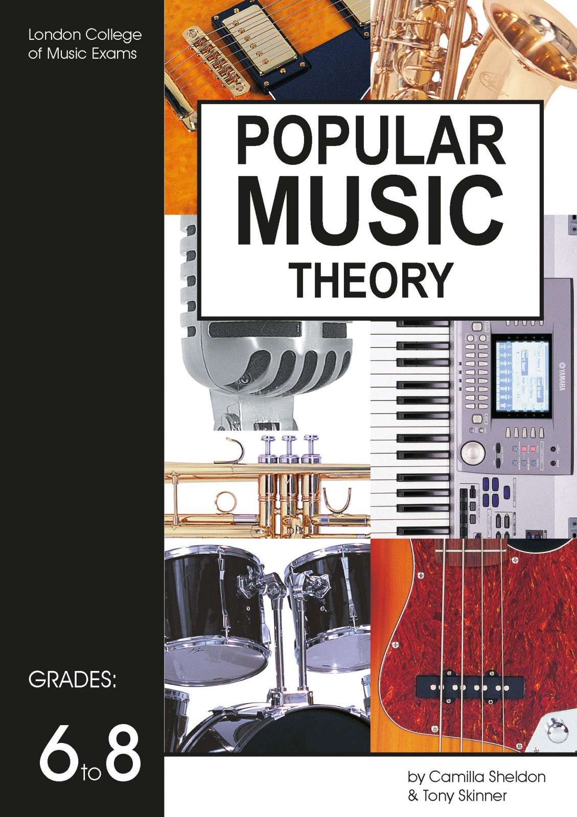 Popular Music Theory Grade: 6-8 (Book)