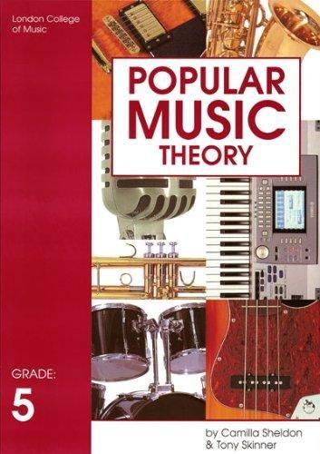 Popular Music Theory Grade: 5 (Book)