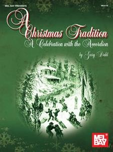 A Christmas Tradition: A Celebration with the Accordion (Book)