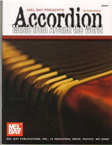 Accordion Music from Around the World (Book)