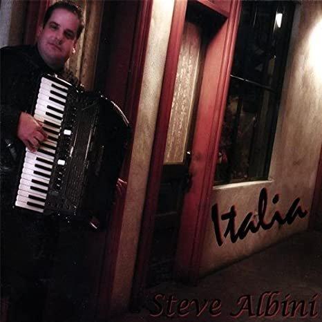Steve Albini: Italia (CD)