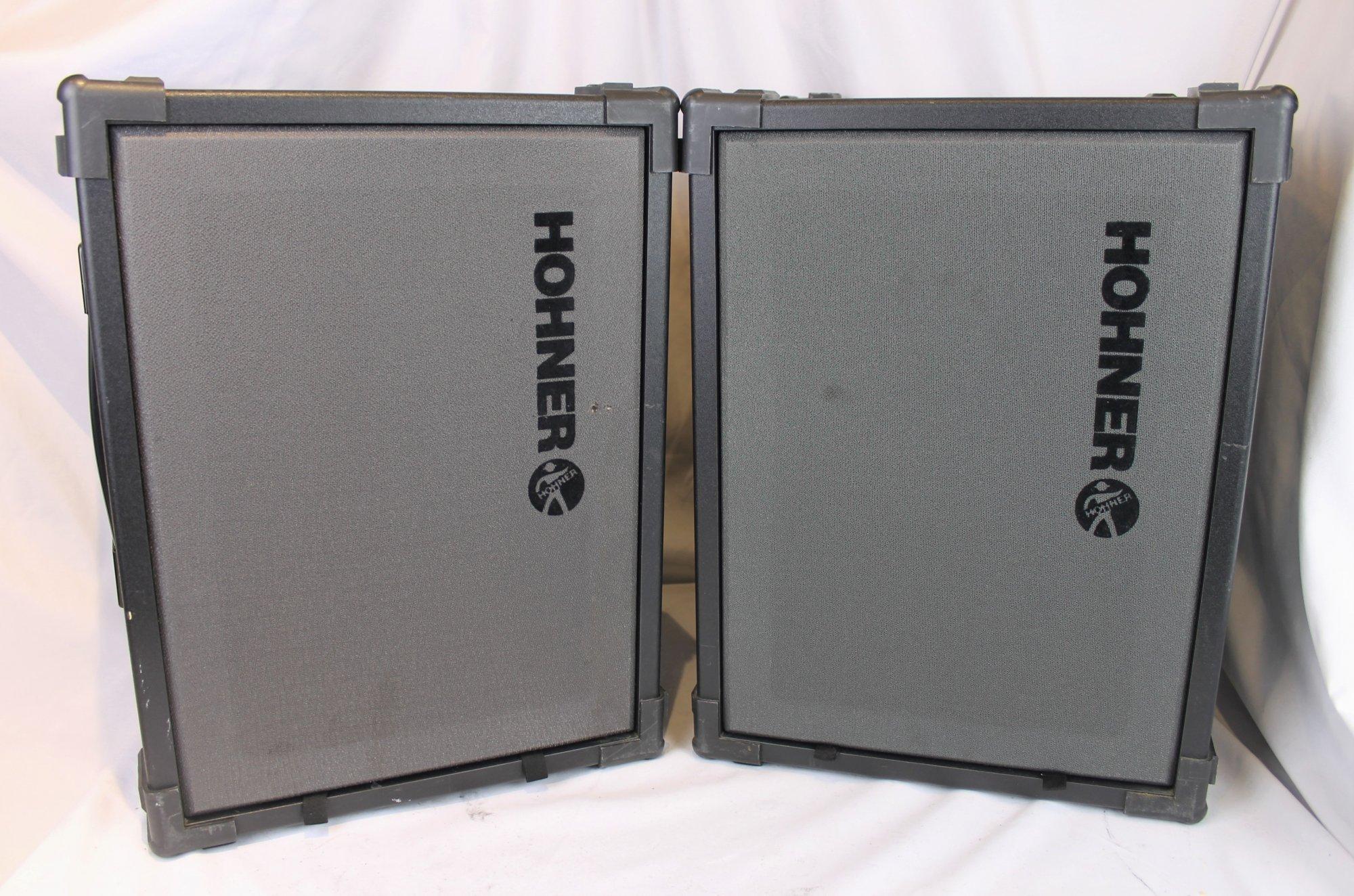 4293 - Hohner H1 110 Watt RMS 2-Way PA Speakers