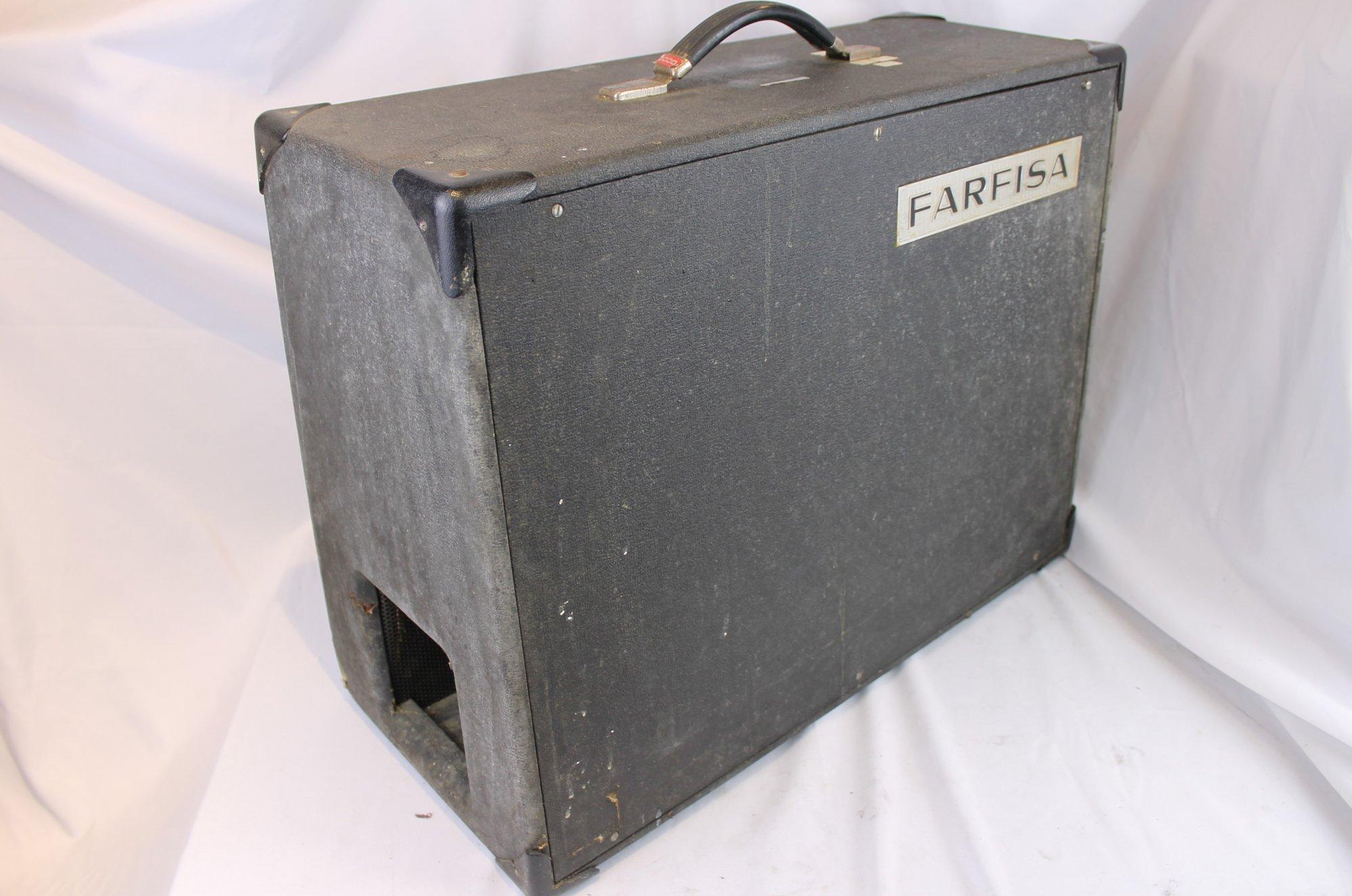 4309 - Farfisa G.SA-1 Tone Generator - For Parts or Repair