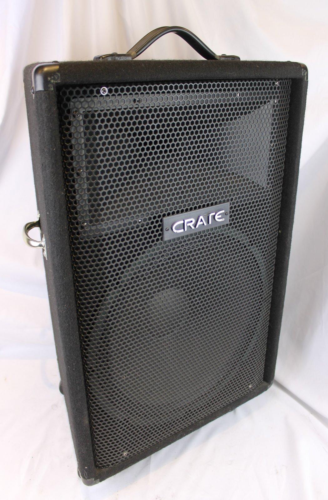 4313 - Crate PE15 15 PA Speaker