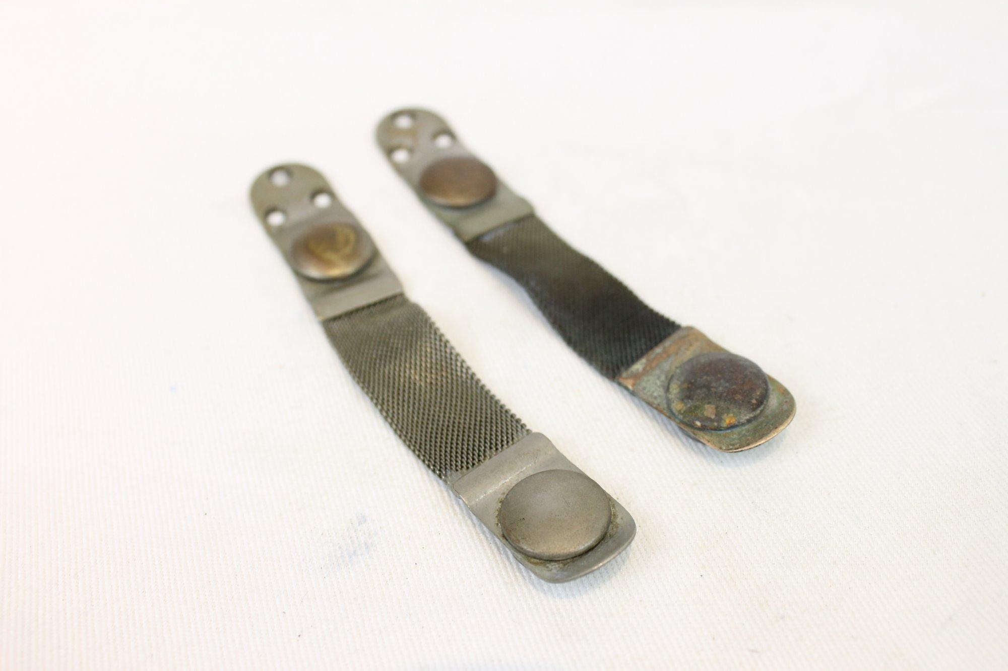 BA2/5 - Accordion Bellows Clasp Part - Pair of 2 Pieces