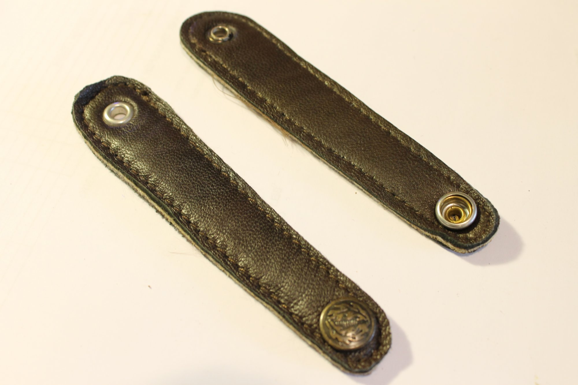 BA3/5 - Accordion Bellows Clasp Part - Pair of 2 Pieces