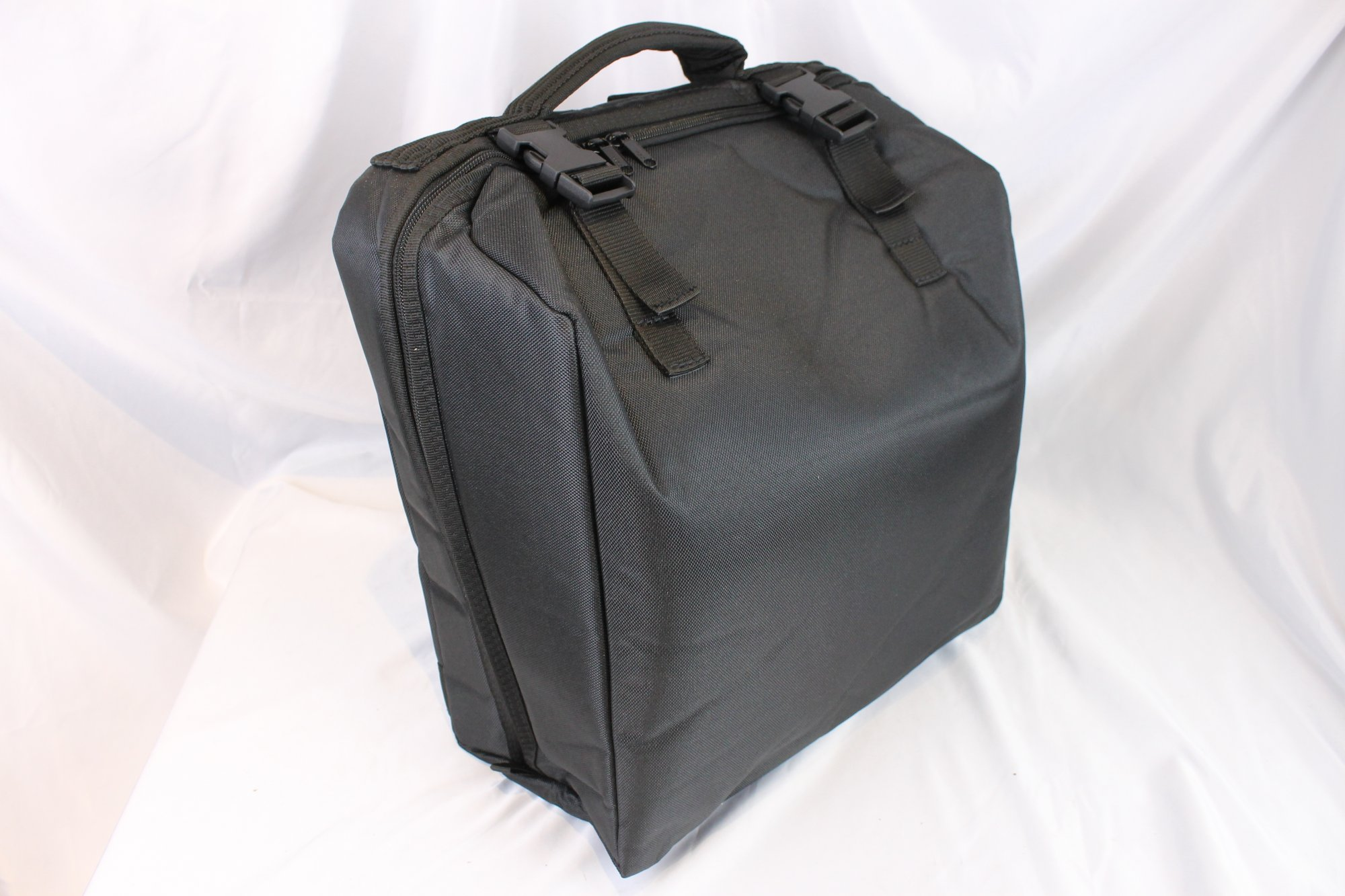 NEW Black Fuselli Gig Bag for Accordion 14 x 16 x 7