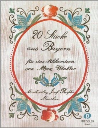 20 Stuecke aus Bayern  (20 Pieces from Bavaria)