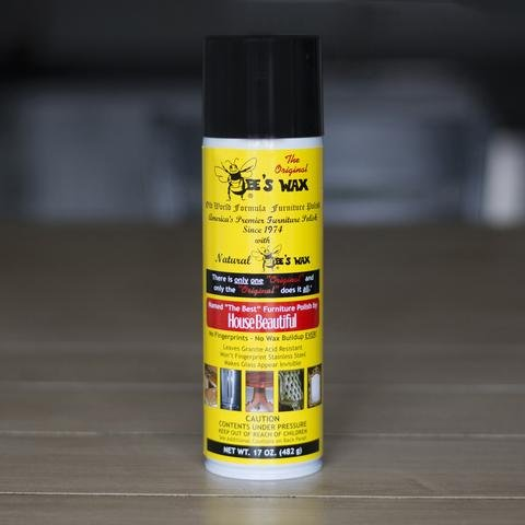 NEW Accordion Spray Polish (17oz Can)