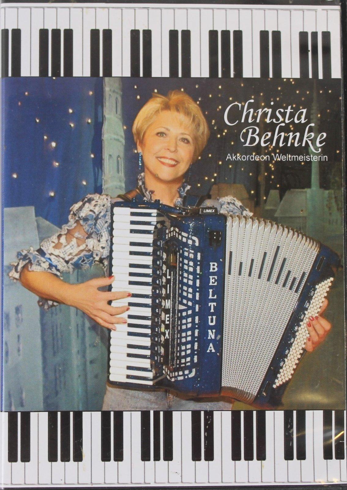 Christa Behnke: Akkordeon Weltmeisterin (DVD)