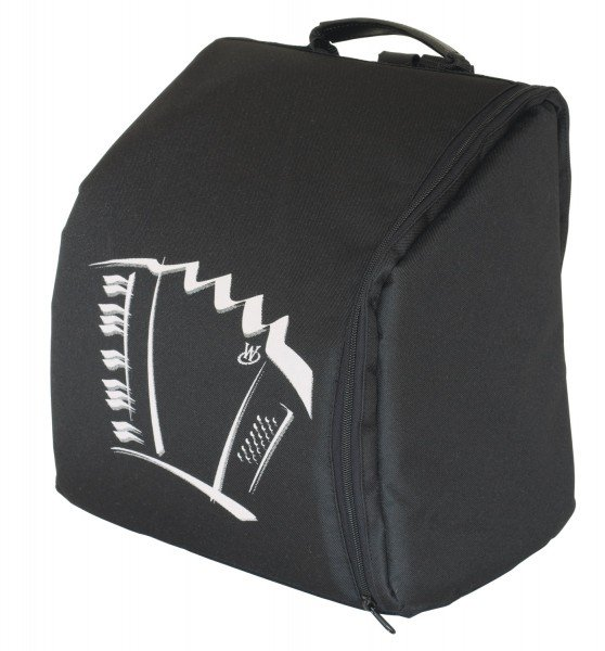 NEW Black Weltmeister Gig Bag for Accordion 19 x 20.5 x 10