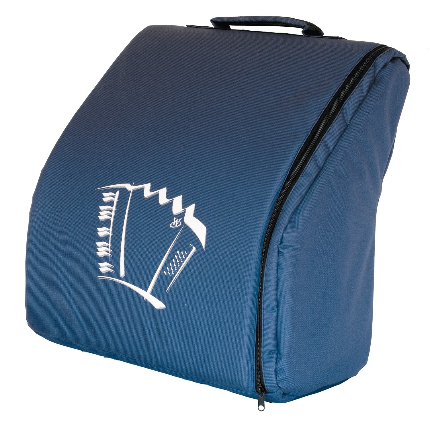NEW Blue Weltmeister Gig Bag for Accordion 19 x 20.5 x 10