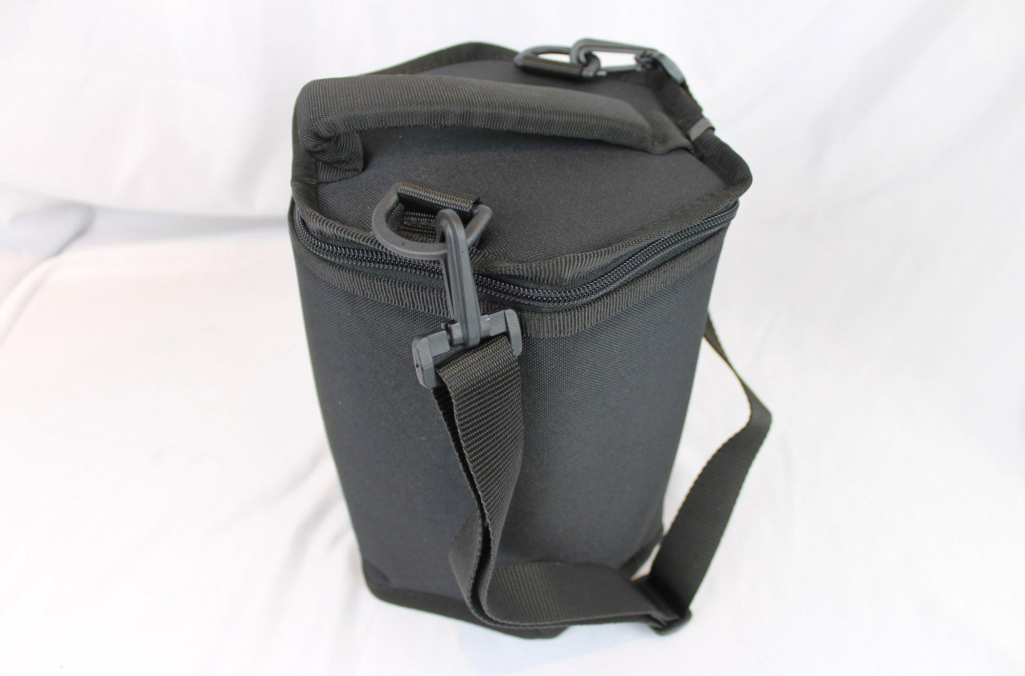 NEW Black Fuselli Gig Bag for Concertina 8.5 x 7