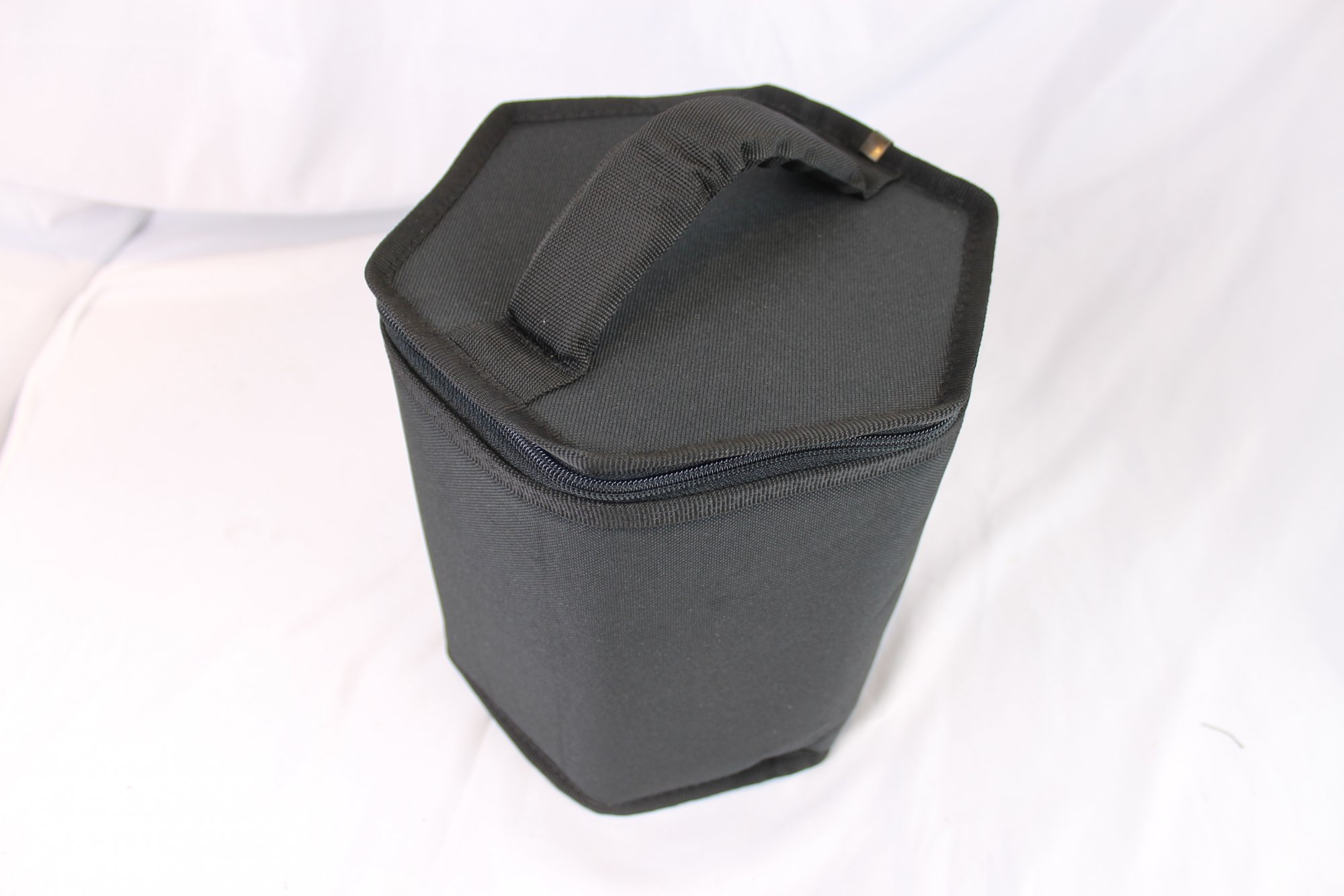 NEW Black Fuselli Gig Bag for Concertina 9 Height x 7.5 Diameter