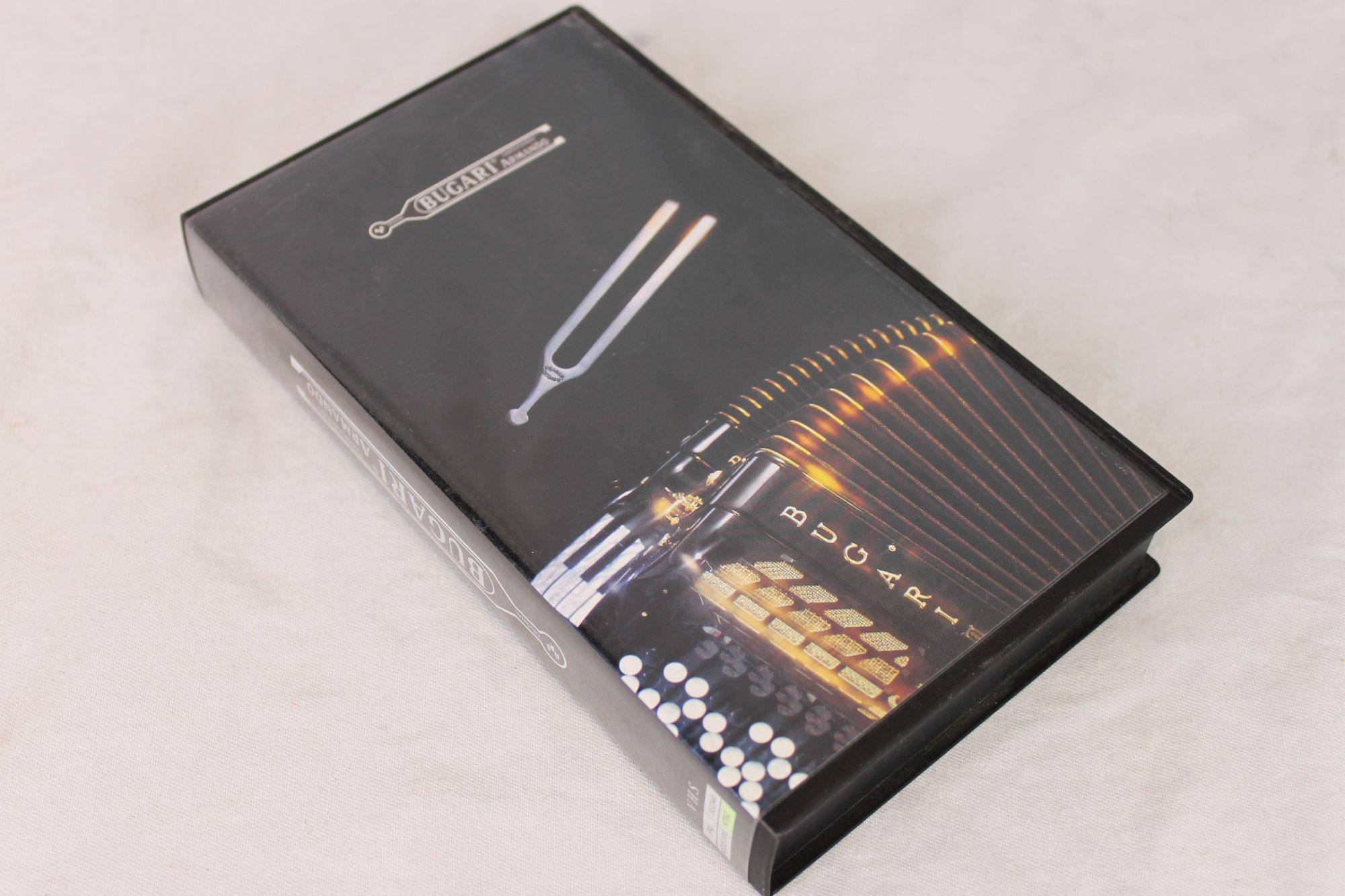 Bugari Armando VHS Tape
