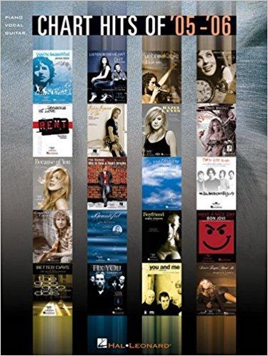 Chart Hits of '05-'06