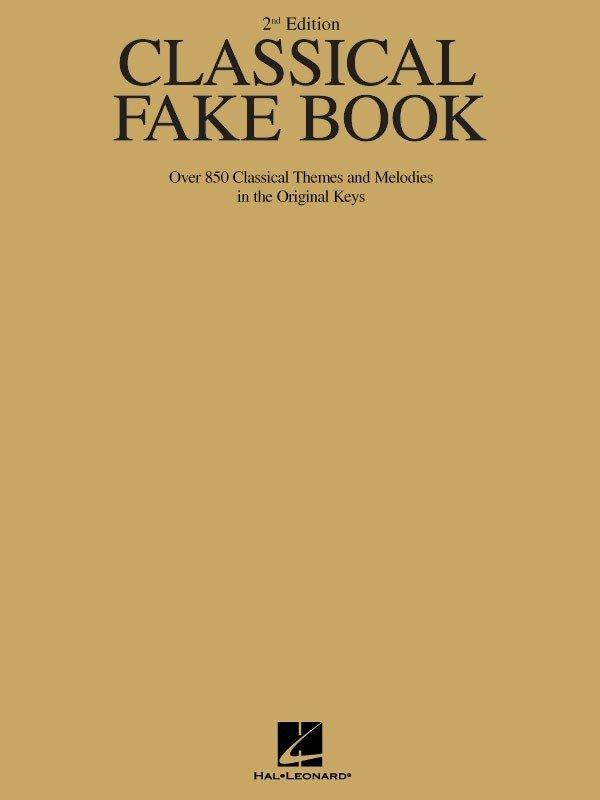 Classical Fake Book