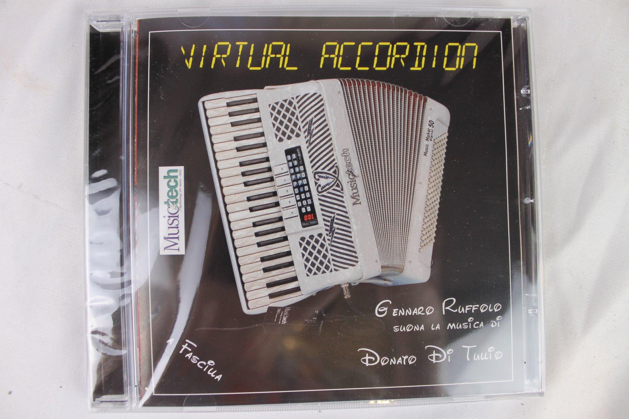 Virtual Accordion: Gennaro Ruffolo plays the music of Donato Di Tullio