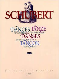 Schubert Dances for Accordion