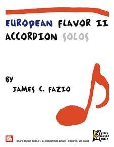 European Flavor II (Accordion Solos)