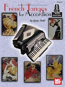 French Tangos for Accordion (Book + Compact Disc)