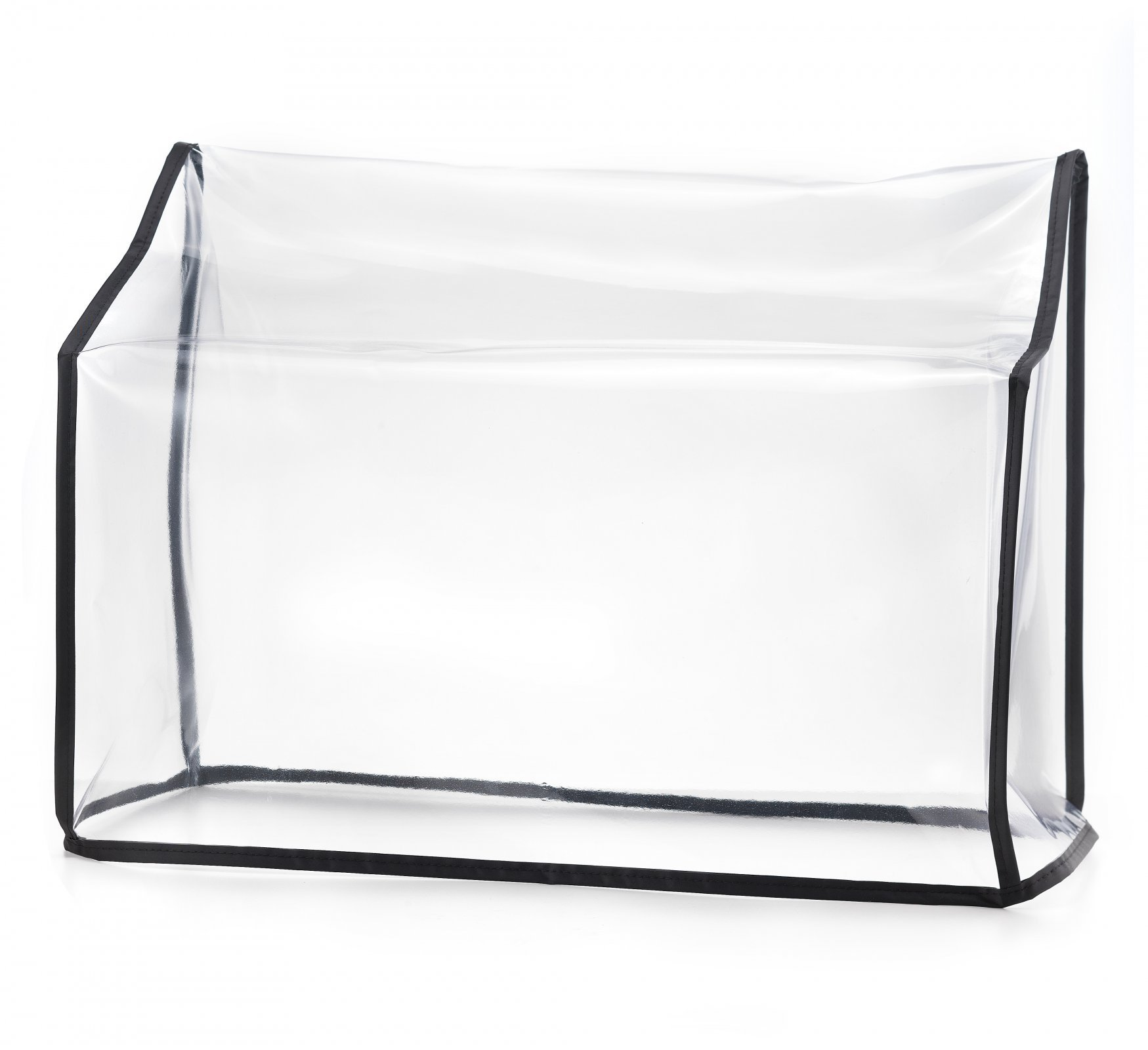NEW Crystal Clear Fuselli Dust Cover for Accordion - Extra Small 13.5 x 8.5 x 12.5