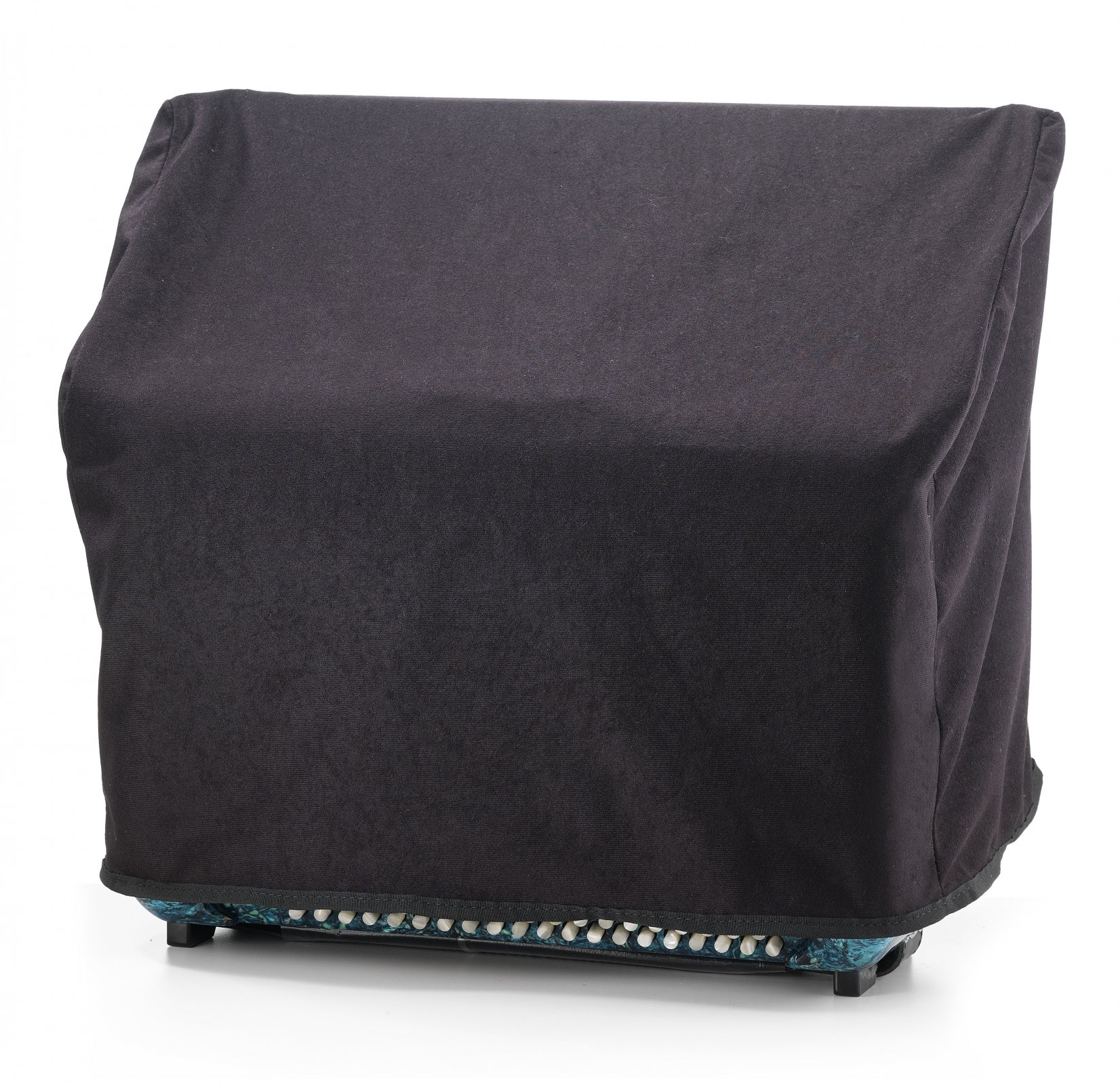 NEW Fuselli Velour Dust Cover for Accordion - Small 17.5 x 17 x 9