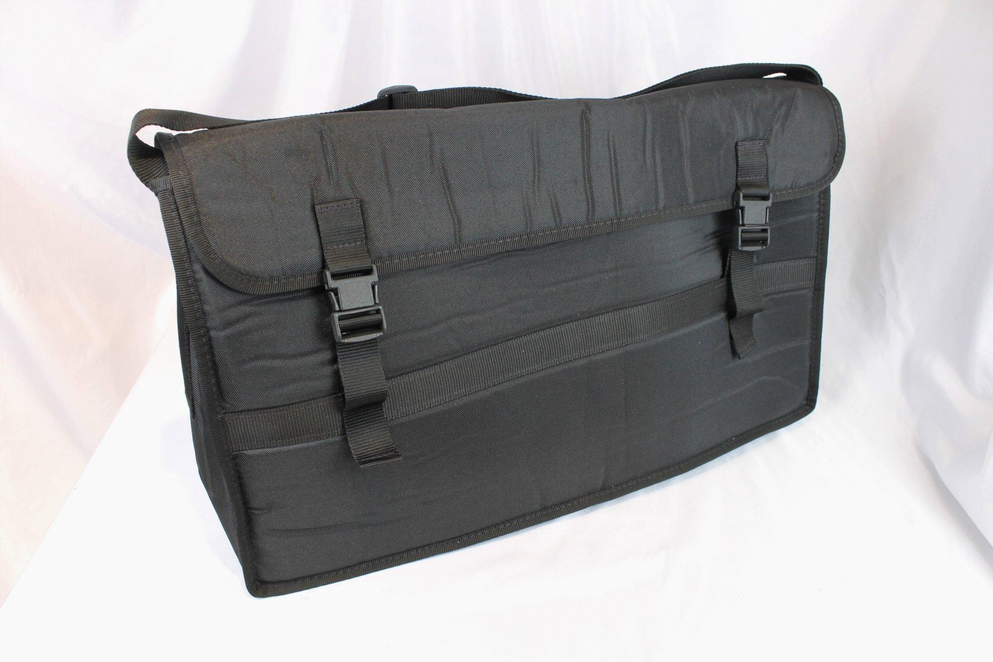 NEW Black Fuselli Soft Case Gig Bag for Midi Expander 24 x 13 x 3 - Fits Orla Midi Sound Modules