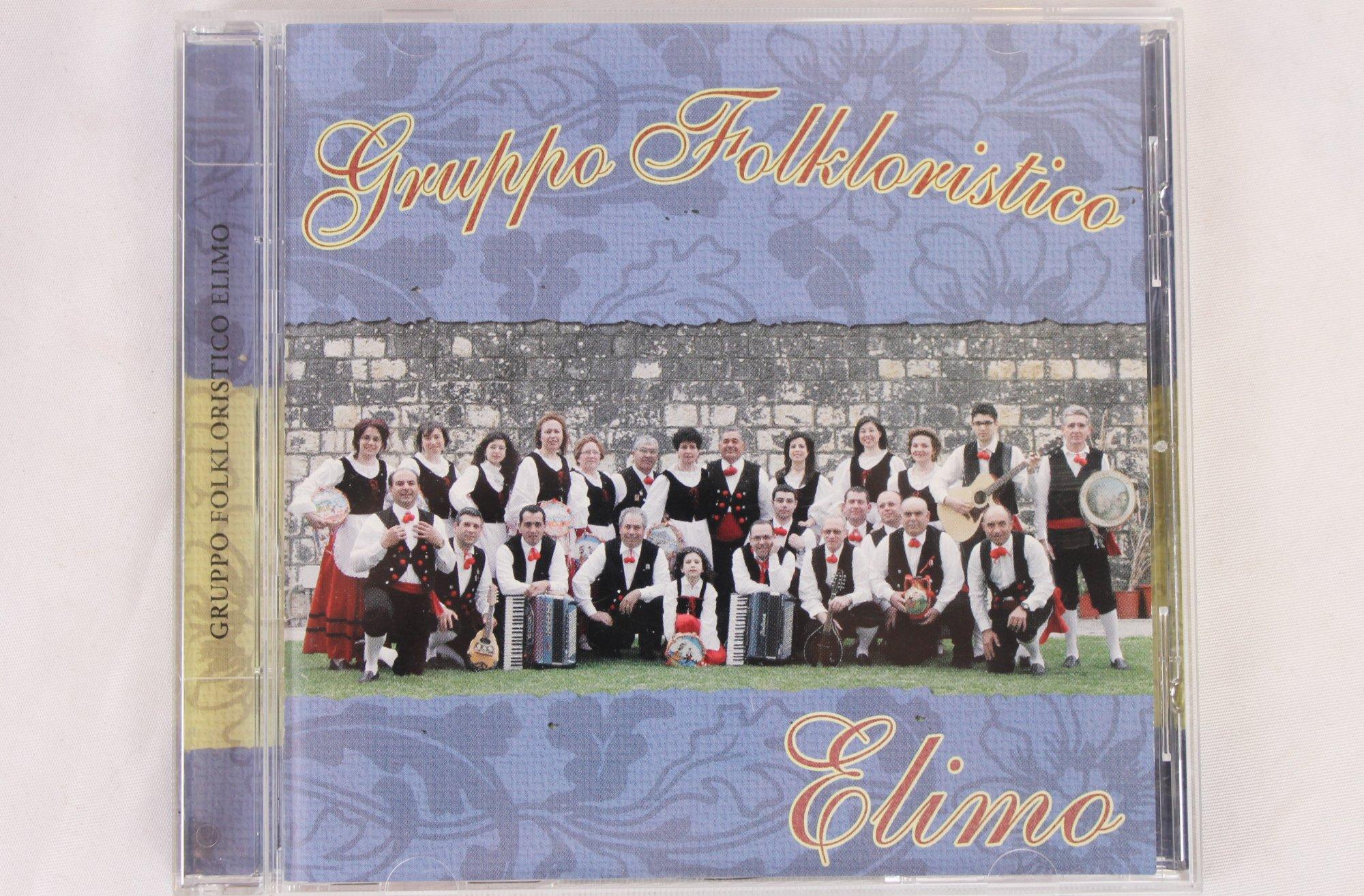 Gruppo Folkloristico: Elimo (CD)