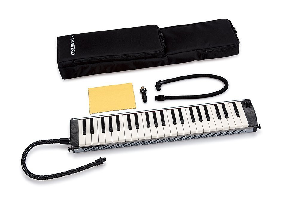 NEW Hammond Pro 44HP Amplified Hyper Melodion 44 Key Melodica