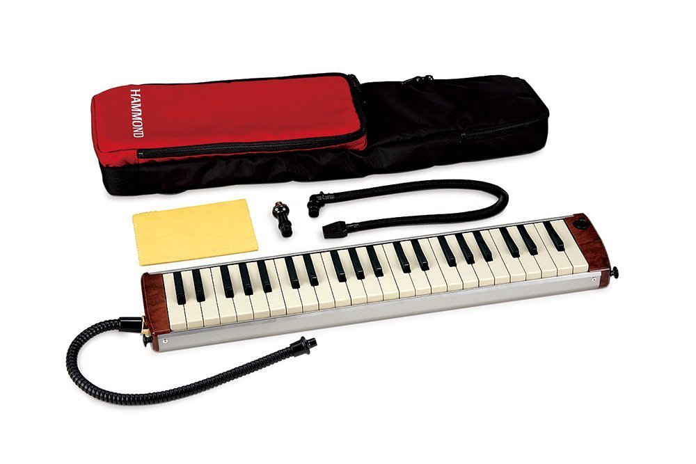 NEW Hammond Pro 44H Amplified Melodion 44 Key Melodica