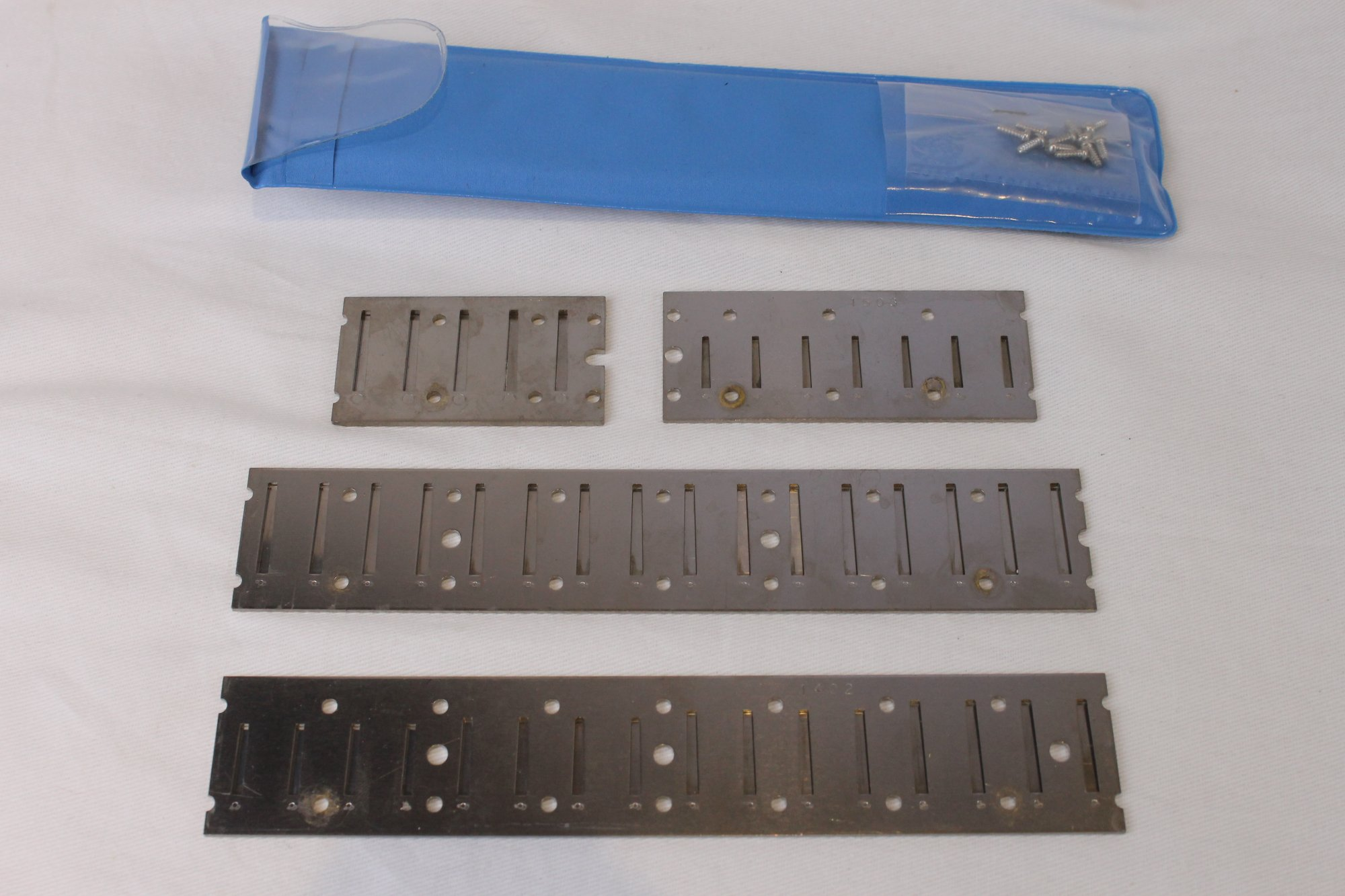 New Hammond Pro 44 44H 44HP Melodica Replacement Reed Plates MP-253