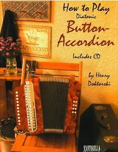 How To Play Button Accordion Volume One with CD
