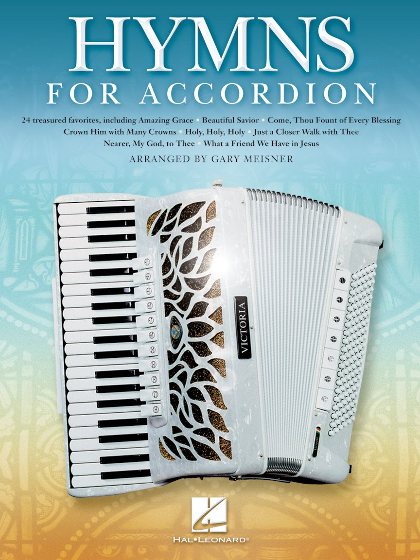 Hymns for Accordion Arranged by Gary Meisner
