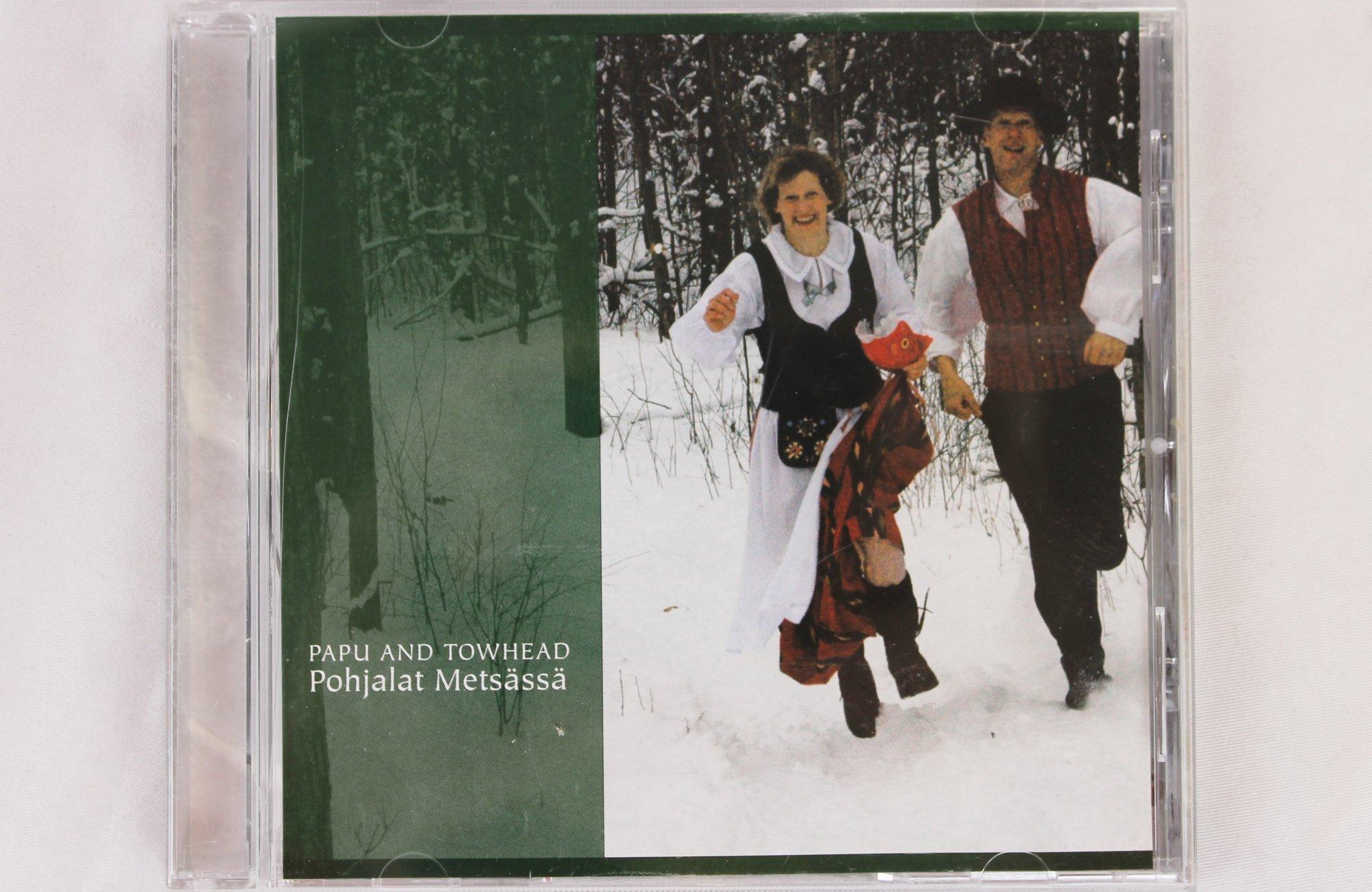 Papu and Towhead: Pohjalat Metsassa (CD)