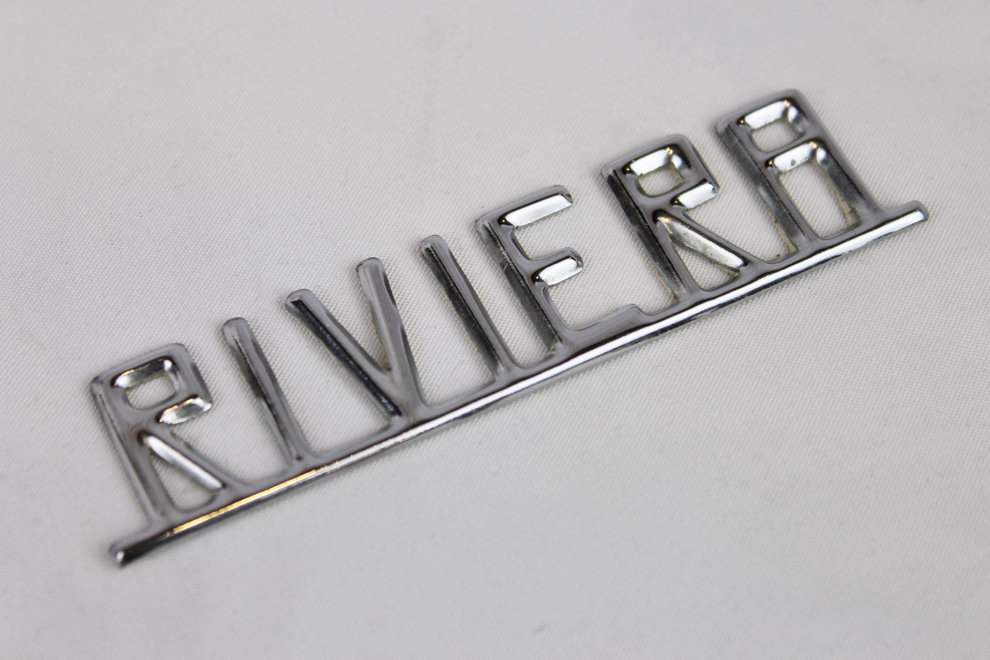 Accordion Part - Riviera Emblem Logo Large