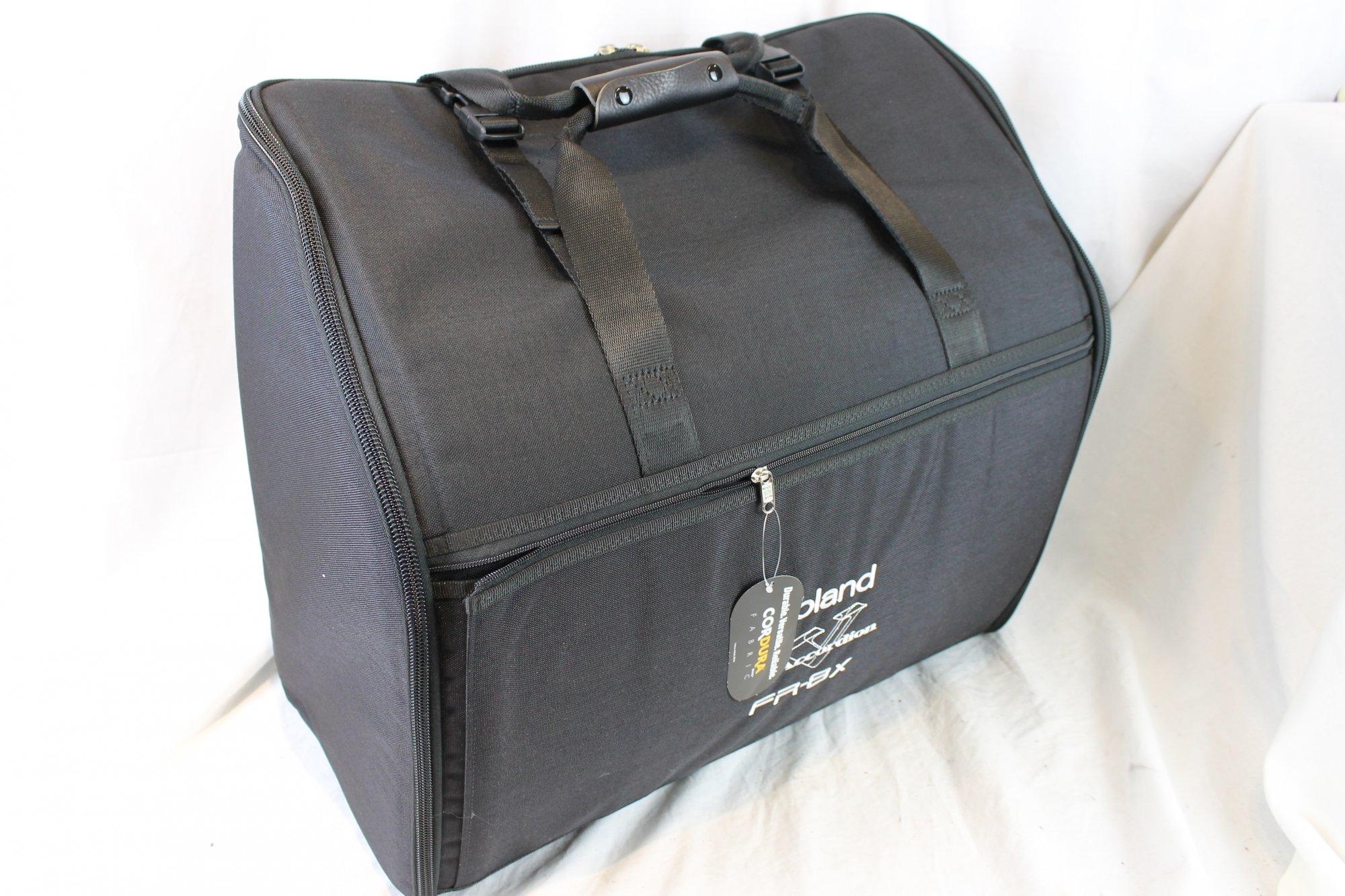 NEW Black Roland Gig Bag for Accordion 21 x 8.5 x 18 fits Roland FR-8x or FR-7x