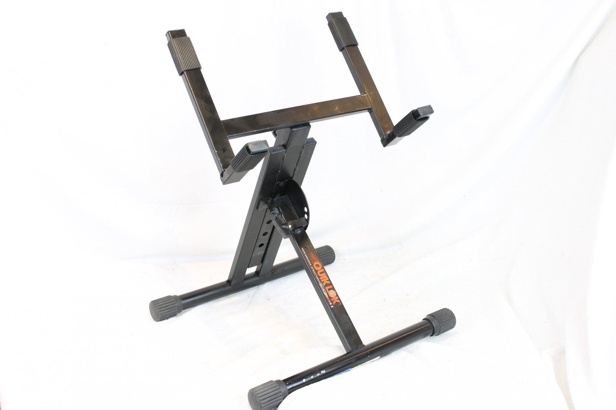 Quiklok Laptop/Arranger Stand for Performance or Practice