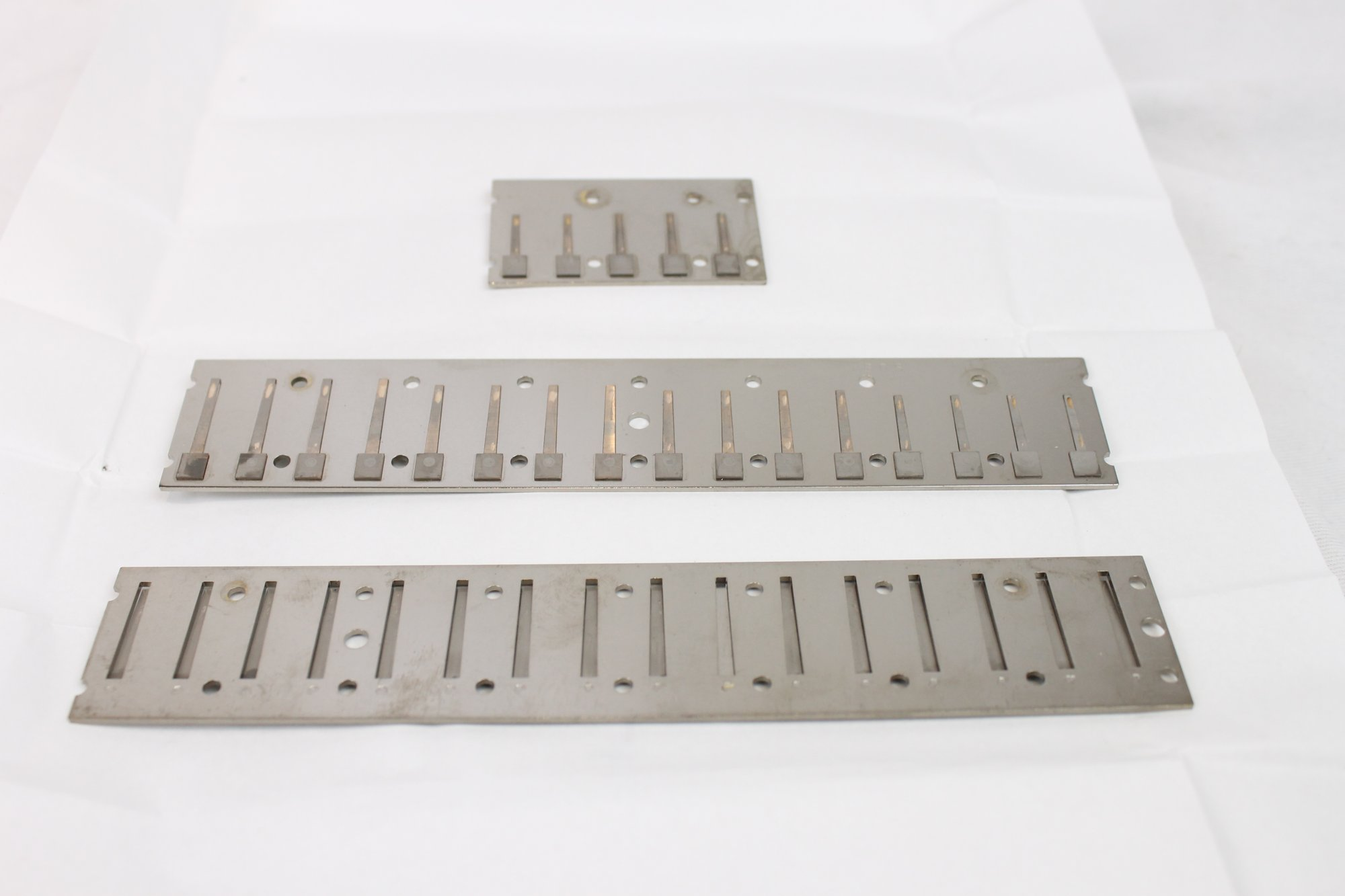 New Suzuki Pro-37 Reedplate Set for Melodion
