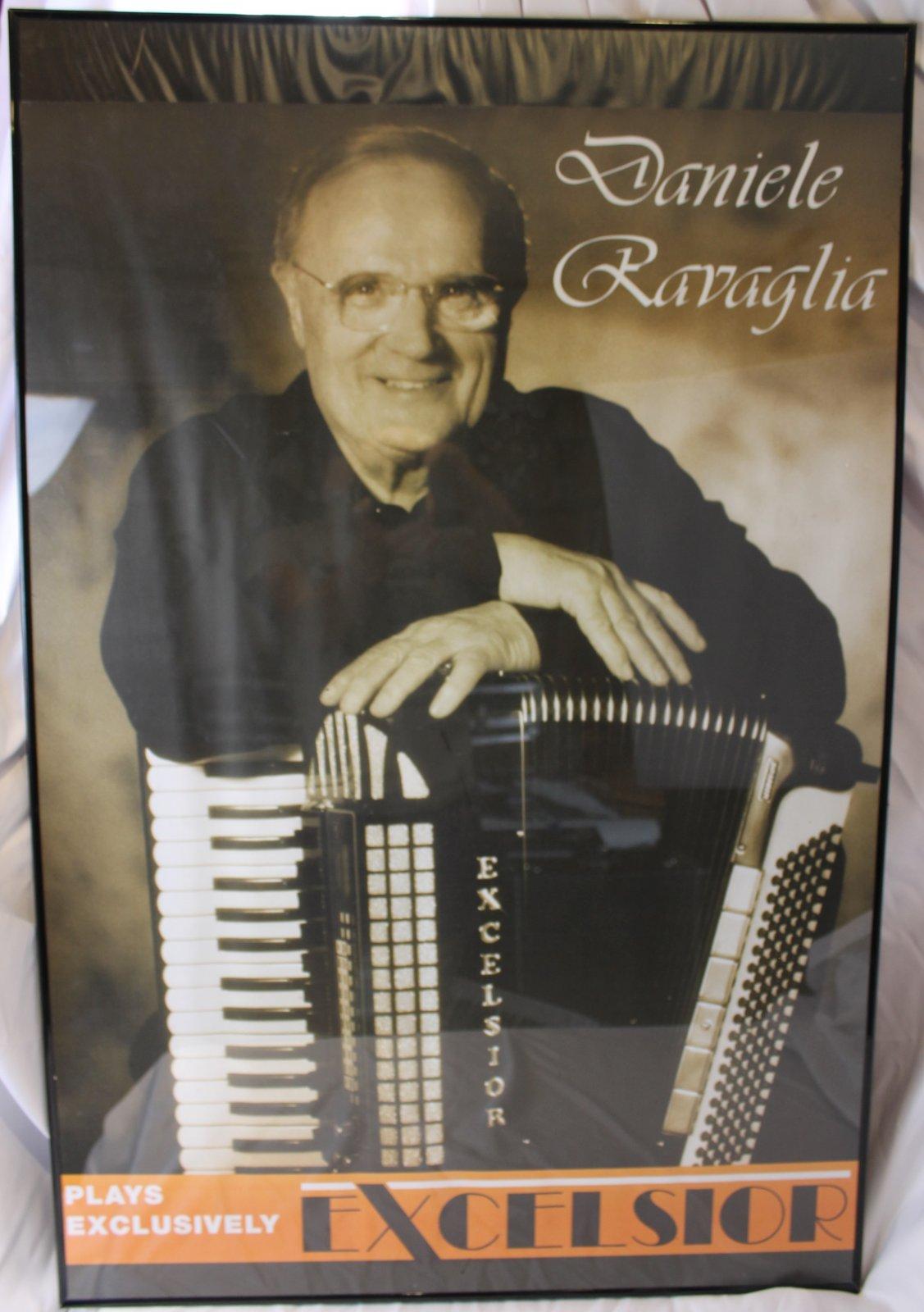 41 x 27 Framed Poster - Daniele Ravaglia, Excelsior