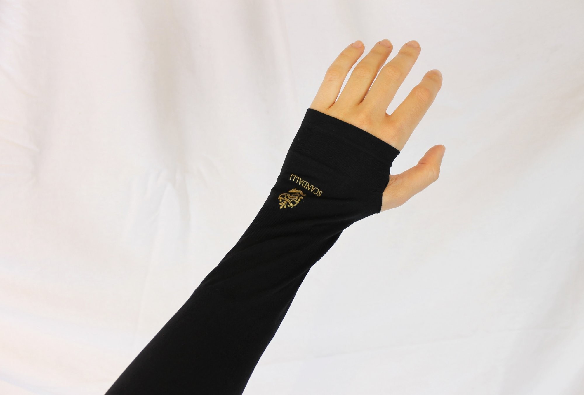 NEW Scandalli Accordion Glove for Support, Comfort and Performance of the Left Hand Wrist