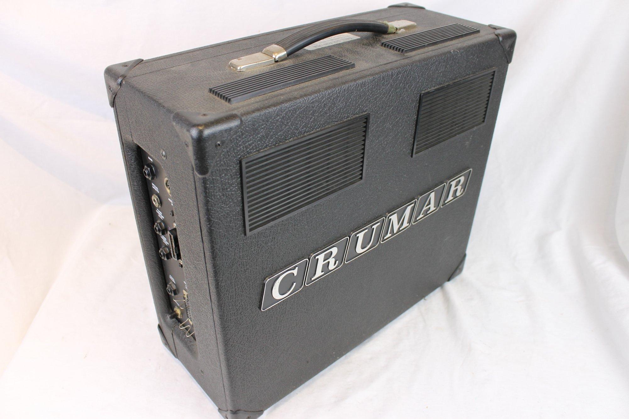 6099 - Crumar MGVX Accordion Tone Generator