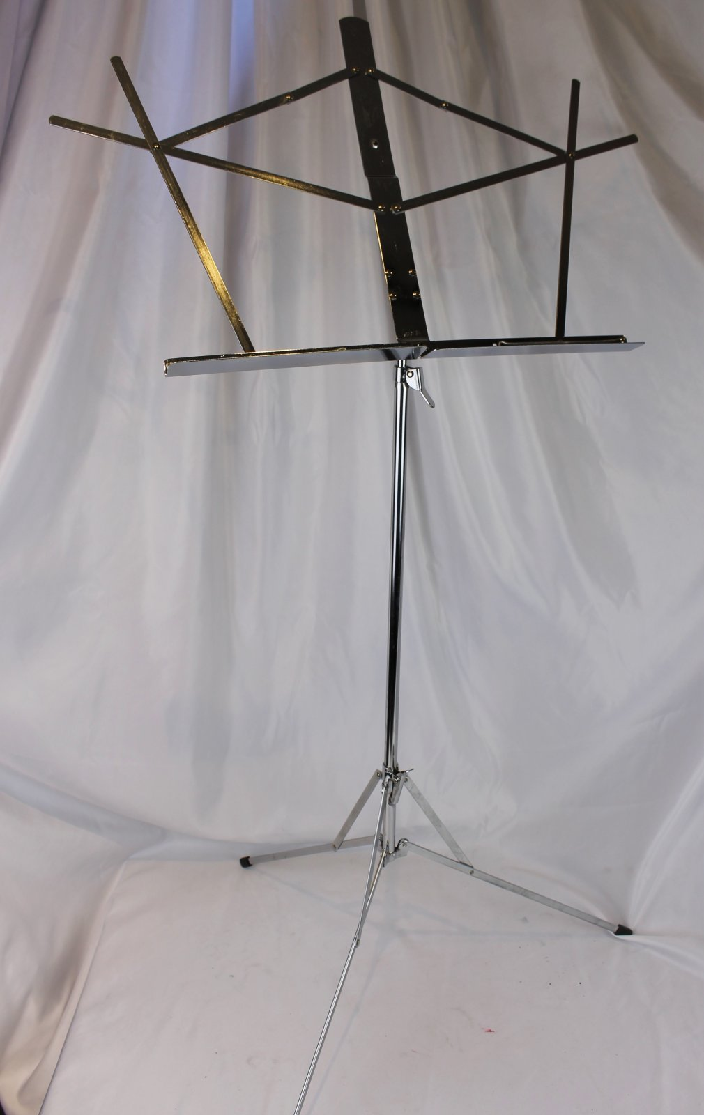 NEW Tube-Tech Foldable Wire Music Stand