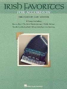 Irish Favorites for Accordion