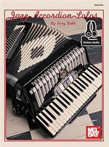Jazz Accordion Solos (Book + Online Audio)