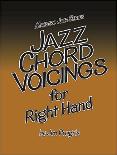 Jazz Chord Voicings For Right Hand