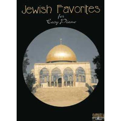 Jewish Favorites For Easy Piano